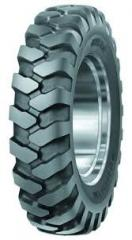 Tires for excavators