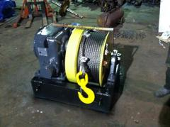Winches shunting LM-71, LM-140