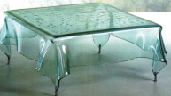 Little table (To buy a glass little table, sale,
