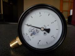 Naporomer of Du 63; 100 mm