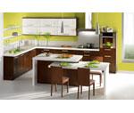 Мебель кухонная. Lira Wenge (дуб венге) Кухня