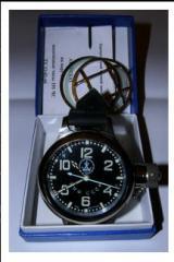 Часы для водолазов.Подарки (сувениры) для мужчин