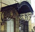 Изделия, ковка художественная: ворота, решетки,