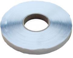 Tape butilkauchukuvy K-2, razmer:0,15mkh45m, color