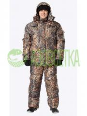 Winter suit for hunting and fishing (analog of Norfin), river 54