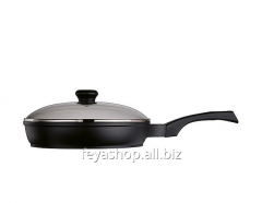 Frying pan of VINZER 69407 Cast form Classic with