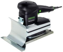 The machine for removal of a carpet of Festool