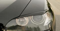 Реснички на передние фары BMW Х 5