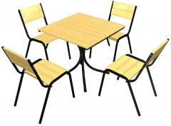 Summer platform furniture
