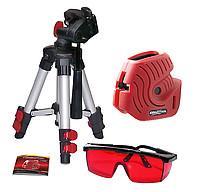 Set laser level, support, points of EFX Se
