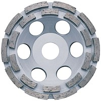 Dish-shaped Grindmaster Ecocut Heller grinding