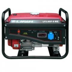 El generador LIFAN 2.8GF-6MS