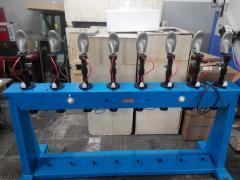 Sprzęt dla produkcji obuwia oraz przemysłu