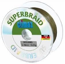 Шнур рыболовный Climax Superbraid Round Германия