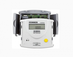 Compound ultrasonic heat meter of Multidata WR3,