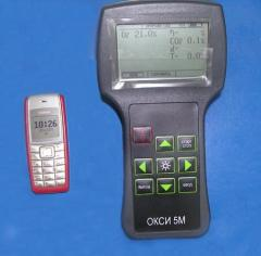 Gas analyzers portable OKSI-5M