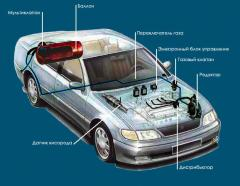 Комплект ГБА  для а/м ВАЗ-2108 (вакуум) (баллон