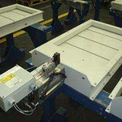 Разгрузительный аппарат DMDS
