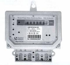 Counters electric active energy single-phase