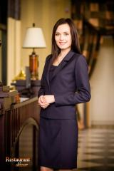Uniform for headwaiters, administrators,