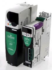 Электропривод переменного тока Unidrive SP
