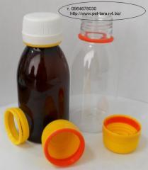 ПЭТ бутылки и банки для пищевой и химической