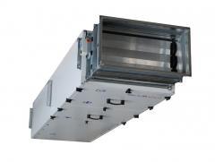 Подвесные приточно-вытяжные установки вентиляции