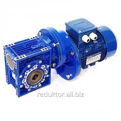 Worm reducers of GS-Drive,  the SV series...