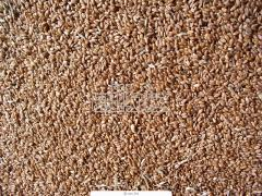 Fine-ground barley weight and packaged