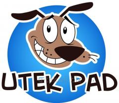 Reusable Utekpad diaper for dogs