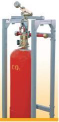 Модулі автоматичного газового пожежогасіння