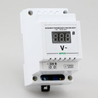 BM-220/D1. The digital voltmeter in the body for