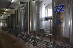 Емкостное оборудование для пищевой промышленности