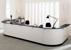 Мебель для офиса - кабинеты руководителя, мебель