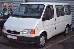 Ford Transit 1990 Obyem 2,5 diesel, color white,