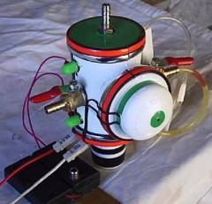 """Резонансный кавитатор топлива """"ODN-06"""" - удобен для применения на стационарных дизельных генераторах тока, промышленных печах и котлах"""