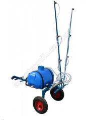 Sprayer for the motor-block Model: OP-1