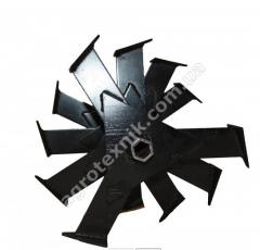 Mill ∅24th six-sided Model: FR-5