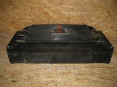 Автоматический выключатель типа А 3144 -300-600а