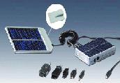 Зарядное для мобильных телефонов на солнечных