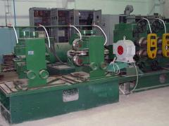 Equipment for production of steel profile and