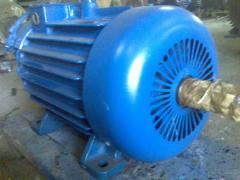 Электродвигатель крановый MKTF-211-6,  7,5 кВт,