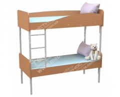 Кровать двухъярусная (1900 х 700 мм.)
