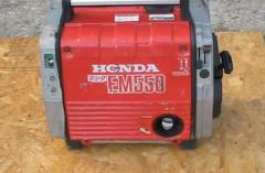 Power plants of Honda EM650