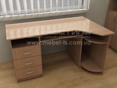 Стол компьютерный с ящиками (П 564)