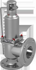 Spring safety valve SPPK4R, 17s28nzh