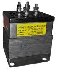 Трансформатор  РТе-1, РТе-1А, РТе-1АГ, РТе-1АП,