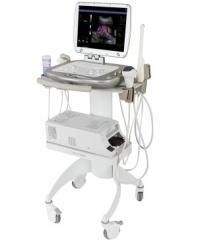 The device for ultrasonography of Orcheo Lite CV