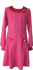 Нарядное платье для девочки. Модель 208