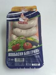 Колбаски белые гриль (450 г)